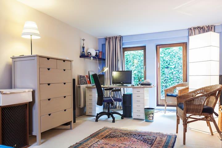 Beautiful room in beautiful area