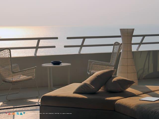 2BR Beachfront Resort Apartment 3