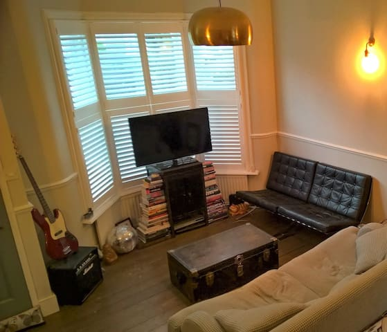Stylish Victorian House in Forest Gate London - Londres - Casa