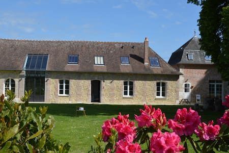 XVIII Orangery Restored in 2013 - Le Thuit - Villa