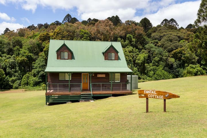 Fantail Cottage -Bunya Mountains Rainforest Estate