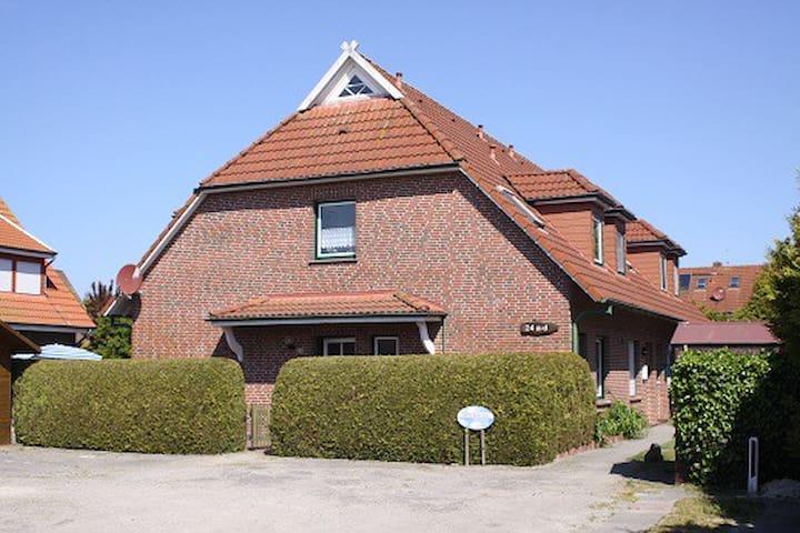 Ferienhaus an der Nordseeküste - Wittmund - Dom