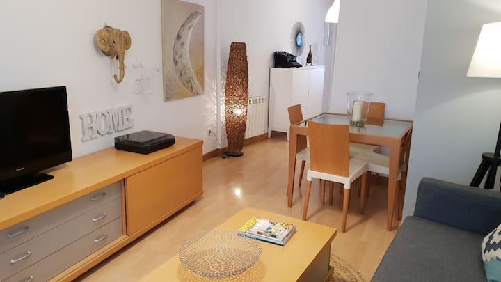 Apartamento acogedor en el centro de Zamora