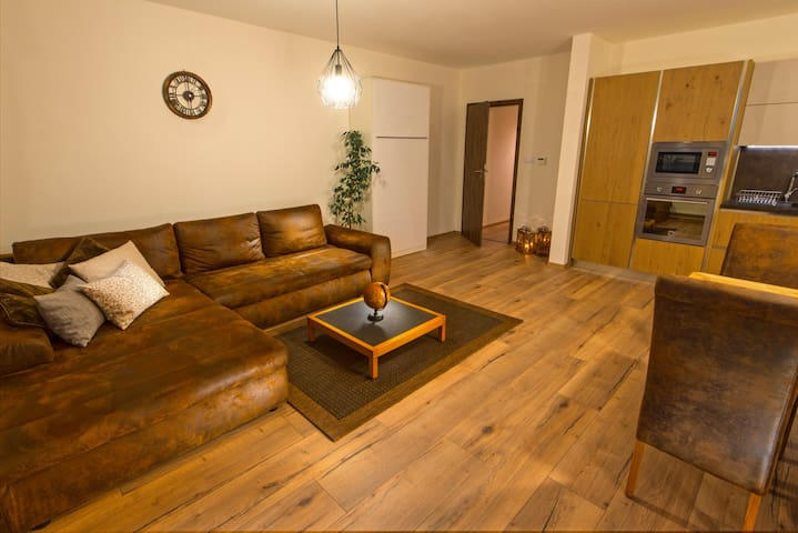 Apartman Partman  /  Tatras view - Poprad - Apartamento