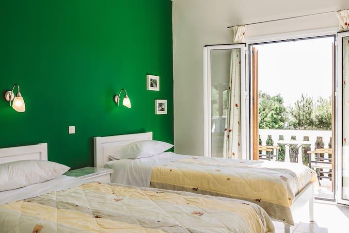 Zante Panorama Seaescape Home  Comfy Master Suite