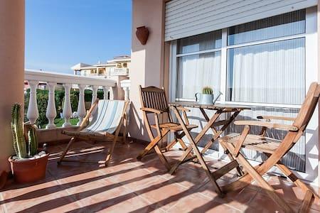 Sunny apartment in Cala de Mijas - Mijas Costa