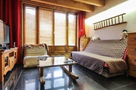 Appartement luxueux pour amoureux