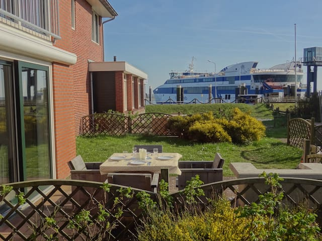 Luxury holiday apartment at sea - Vlieland - Apartment