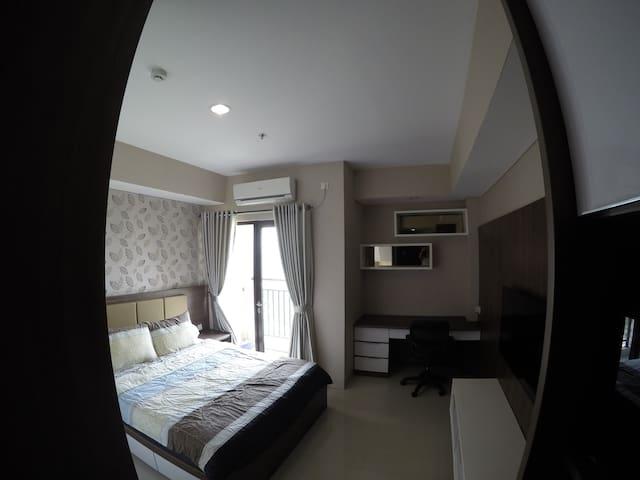 Atria Residences Gading Serpong (Studio Apartment) - Kelapa Dua - Apartment