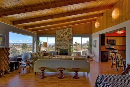 Mountain Vista Mid-Century Modern - Huis