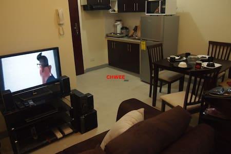 EDSA GRAND RESIDENCES condo apartme - Leilighet