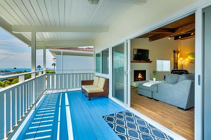 20% OFF MAR/APR -  Remodeled Home w/ Spectacular Ocean Views