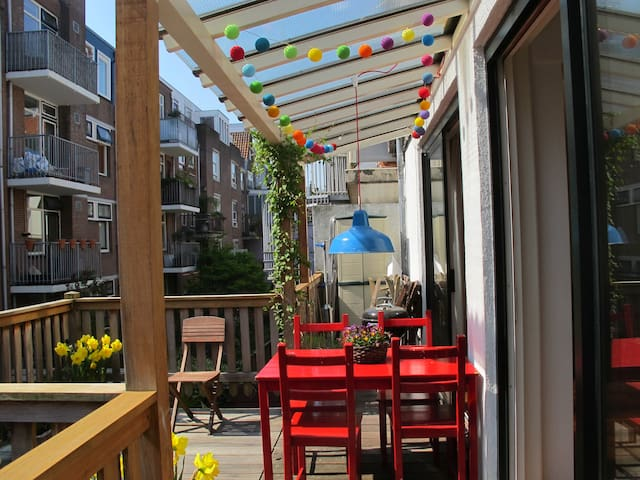 Lovely apartment in the jordaan city centre 2p for Appartamenti amsterdam jordaan