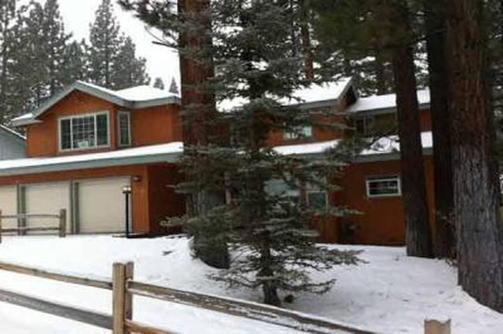Sleeps 16- Family and Friends LOVE! - South Lake Tahoe - Hus