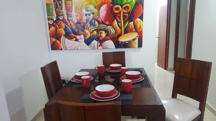 Apartamento multifamiliar y empresarial 346