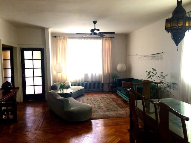 Elegant Astoria Retreat