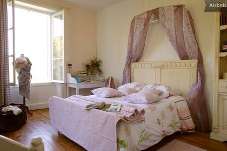 Bed and Breakfast, Chateau 2 - Saint-Denis-lès-Martel