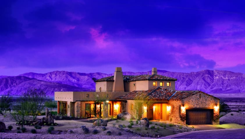 Scenic Tuscan Luxury Home on Resort Golf Course!