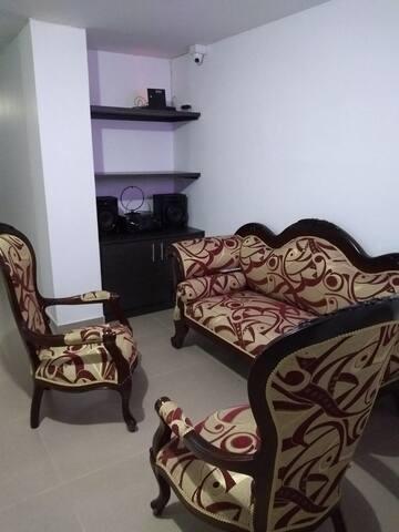 Hermoso apartamento en el Eje Cafetero