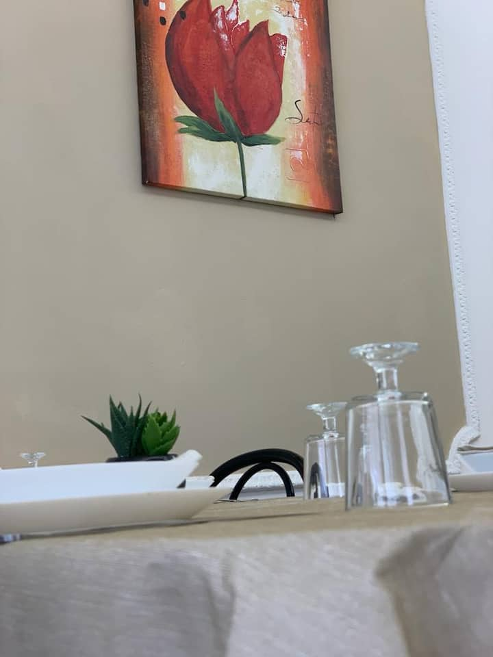 New Hotel Cirene Room for two people full pension package