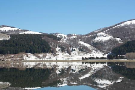 appartamento con vista sul Lago laceno - Laceno