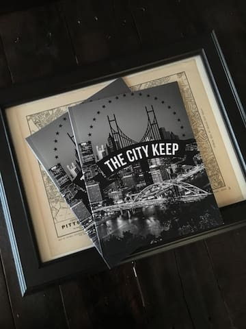 The City Keep: Central & Spacious - Pittsburgh - Casa