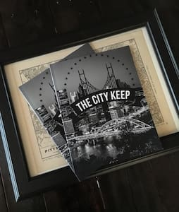 The City Keep: Central & Spacious - Pittsburgh - Talo