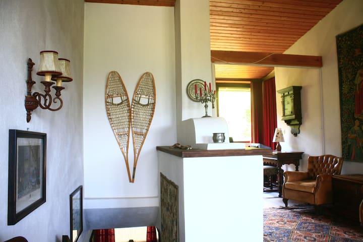 Ferienwohnung mit Traumblick - Oberndorf in Tirol - Apartment