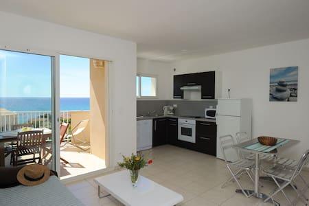 Residence les pieds dans l'eau - Sartène - Apartament