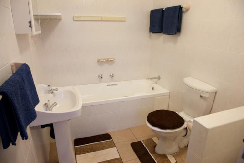 The Apartment - ensuite bathroom