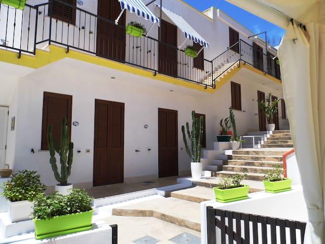 La Plaza residence isola di Levanzo - Levanzo - Byt