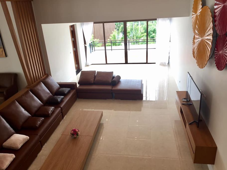 Main Living room with air condition
