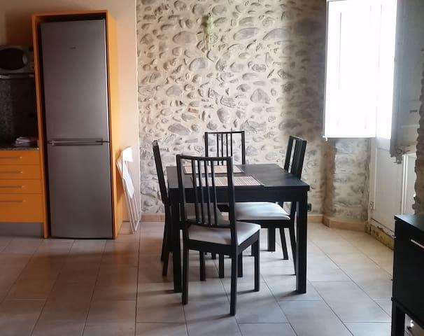 Apartamento unico - Sant Julià de Ramis - Apartemen