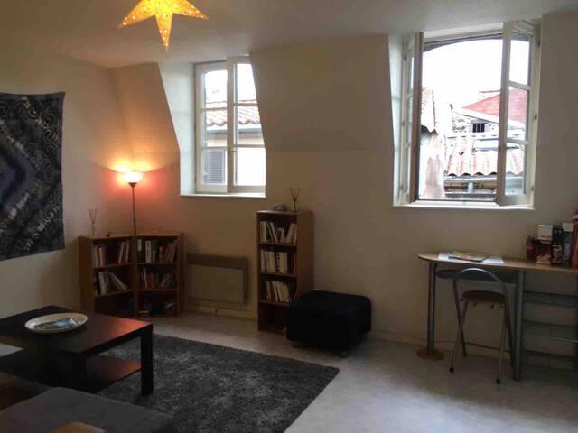 Appartement dans le centre historique