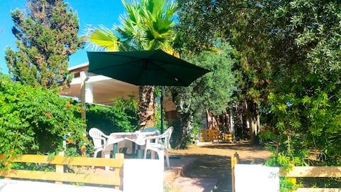 Wunderbare moderne Wohnung in Villa Alghero