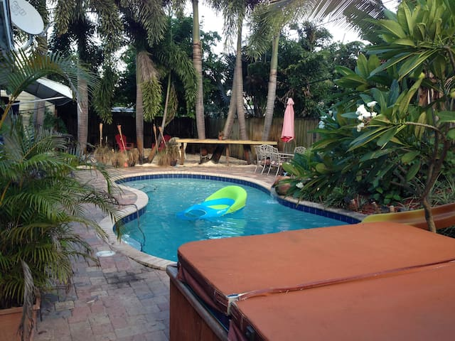 Your own piece of Florida Paradise! - Fort Lauderdale - Apartamento