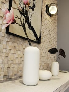 天鹅湖畔静谧舒适的楼中墅,禅意悠远,设施高档完备,适合家庭,情侣度假。 - Apartment