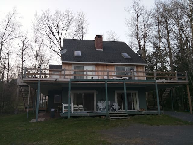 Last House on the Right - Tannersville - Byt
