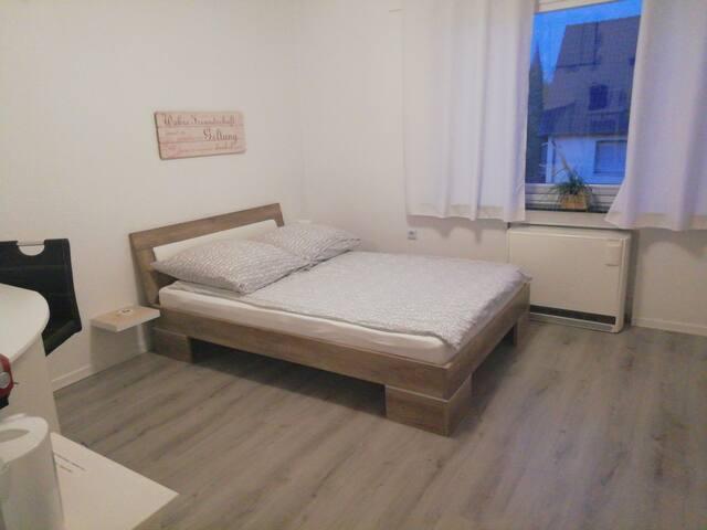 Zimmer mit Privateingang und -Bad am Jakobsberg