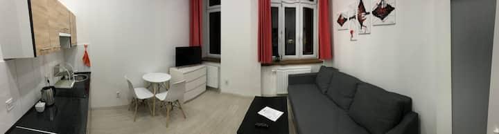 Apartment Katowice Słowackiego Street 12/4A