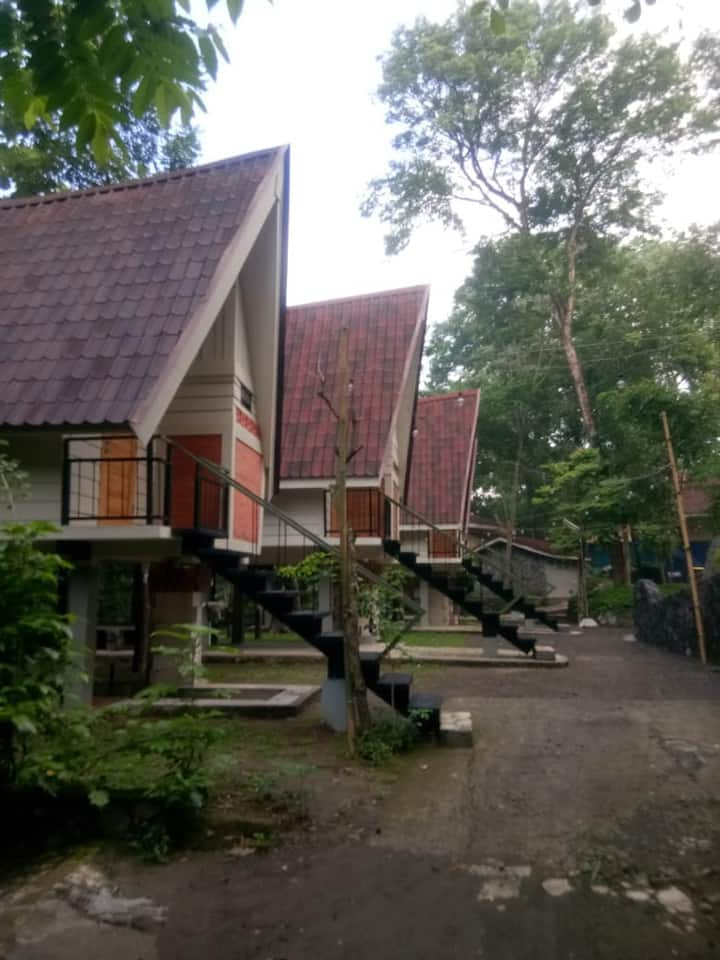 Kampoeng Media Cottage