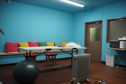 Kurobe Gorge / 1 bed in dormitory room/ breakfast
