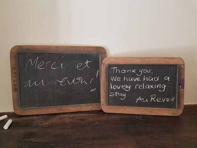 Some guest's messages