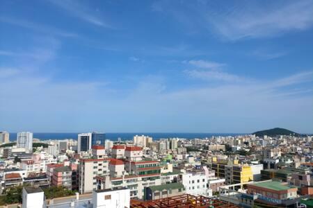 제주시청 팬트하우스 Penthouse in the center of Jeju - Yeonsam-ro, Jeju-si