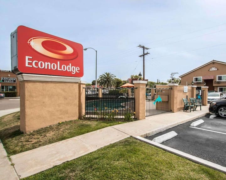 Private Double Two Double Beds Non Smoking At Encinitas