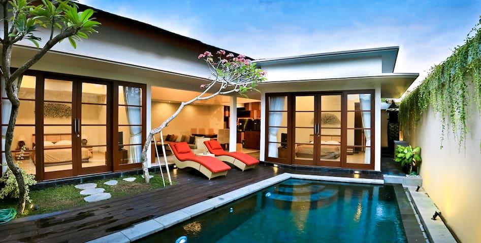 2BR Nusa Dua villa, Nusa Dua Beach