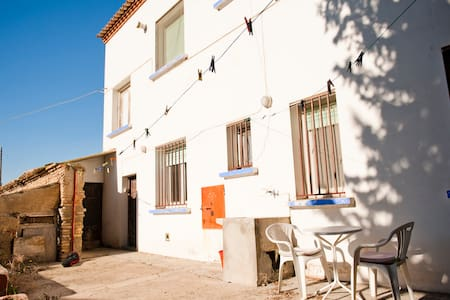 Countryside vacation close to city! - Saragossa