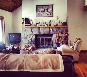 Ski House / Country Chalet - Pine Hill - Talo