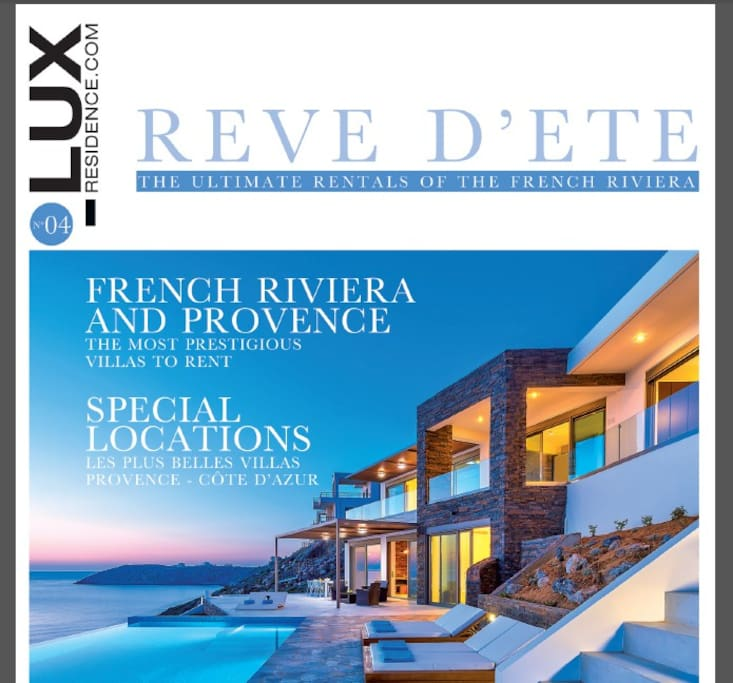 Recognised as top luxury design villa in the Mediterranean
