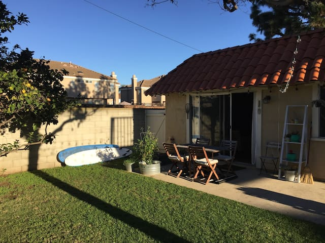 Two bedroom private cottage in Costa Mesa/Newport - Costa Mesa - Flat